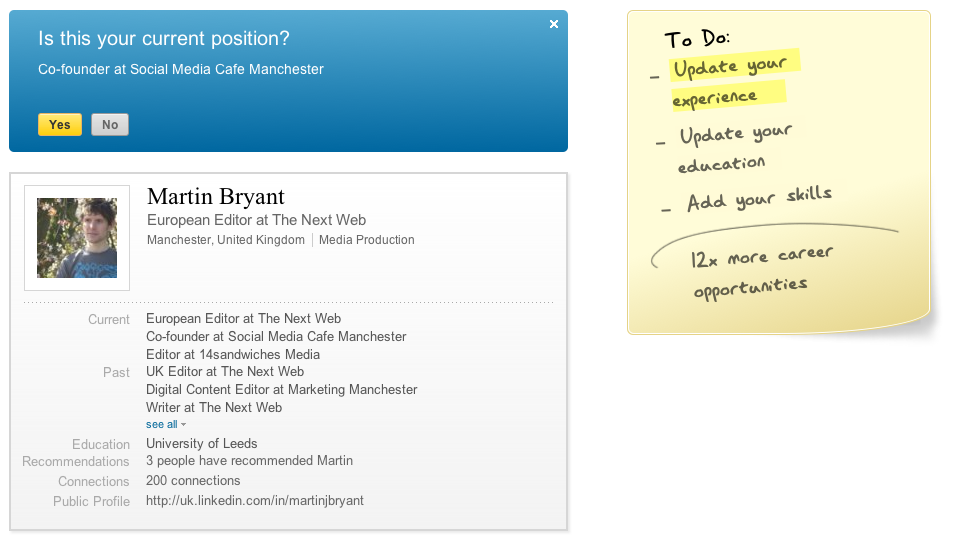 Linkedin profiles get a revamp, adds PDF downloading and more