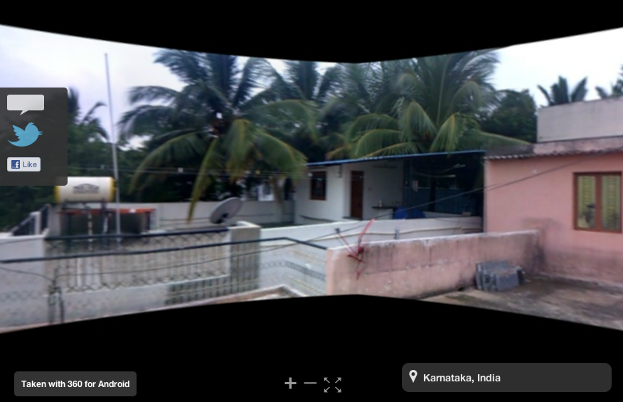 Screen Shot 2011 08 06 at 00.46.21 Teliport.me building a crowdsourced streetview with their 360 Panorama App