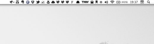Screen Shot 2011 08 14 at 19.37.10 520x149 These are my favorite menu bar apps. What are yours?