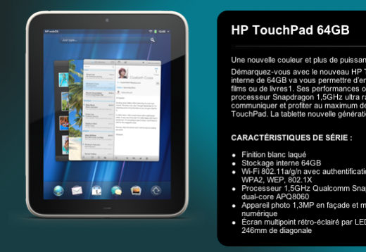 Screen Shot 2011 08 18 at 6.08.19 PM 520x358 HP launches 64GB TouchPad in Europe for €599