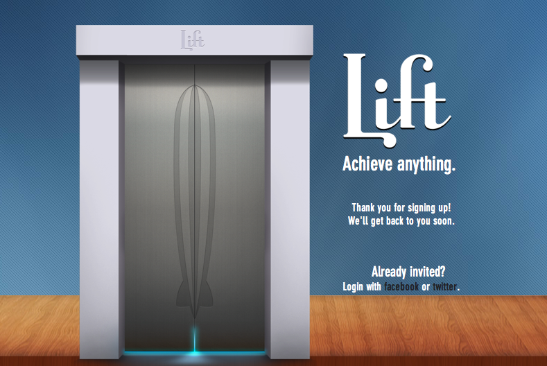Twitter founders' Obvious Co. announces Lift as first project