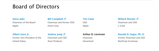 Screen Shot 2011 08 24 at 9.28.54 PM 520x169 Apple posts new official executive organization chart