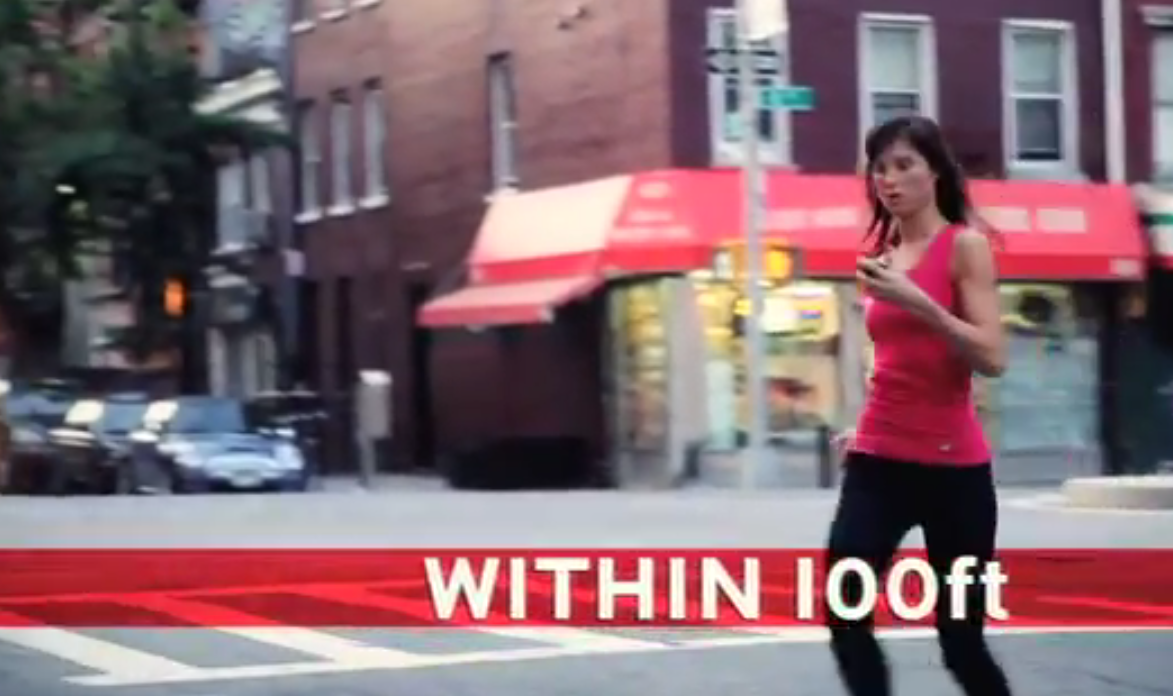 Win $20,000 for running around New York City using this app