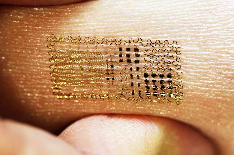 Major scientific breakthrough: Electronic skin tattoos that are so, so cool