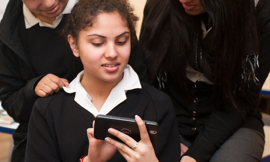 Apps For Good turns teens into mobile app developers for a better future