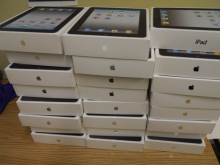 Stack of Ipads 1vl2mjn 220x165 Why the iPad has and will continue to dominate the tablet market