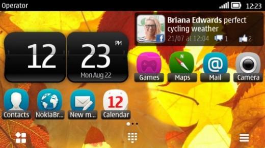 Symbian Belle landscape1 520x291 Nokia unveils Symbian Belle, launches Nokia 600, 700 and 701 smartphones