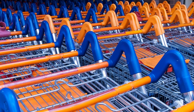 UK supermarket chain Sainsbury's to trial an iPad shopping trolley