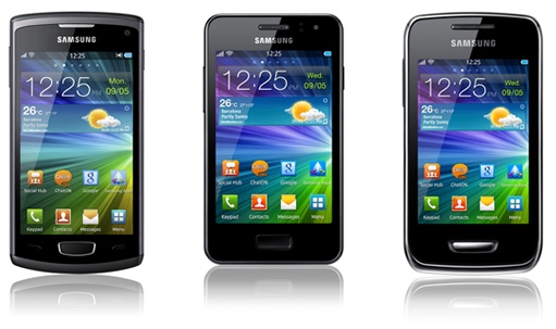 Wave 3 Product Samsung announces new Wave phones based on its Bada 2.0 OS