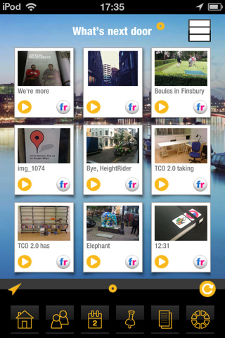 WhatsNextDoor Proximitips: This app brings out the urban explorer in you