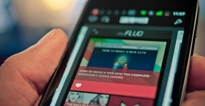 FLUD brings a flood of news to Android with new app