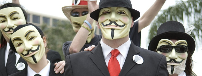 Anonymous' masks contribute to Time Warner's profits