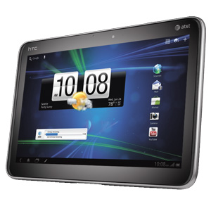 HTCs 10.1 inch 4G Jetstream tablet official, launching with AT&T on September 6