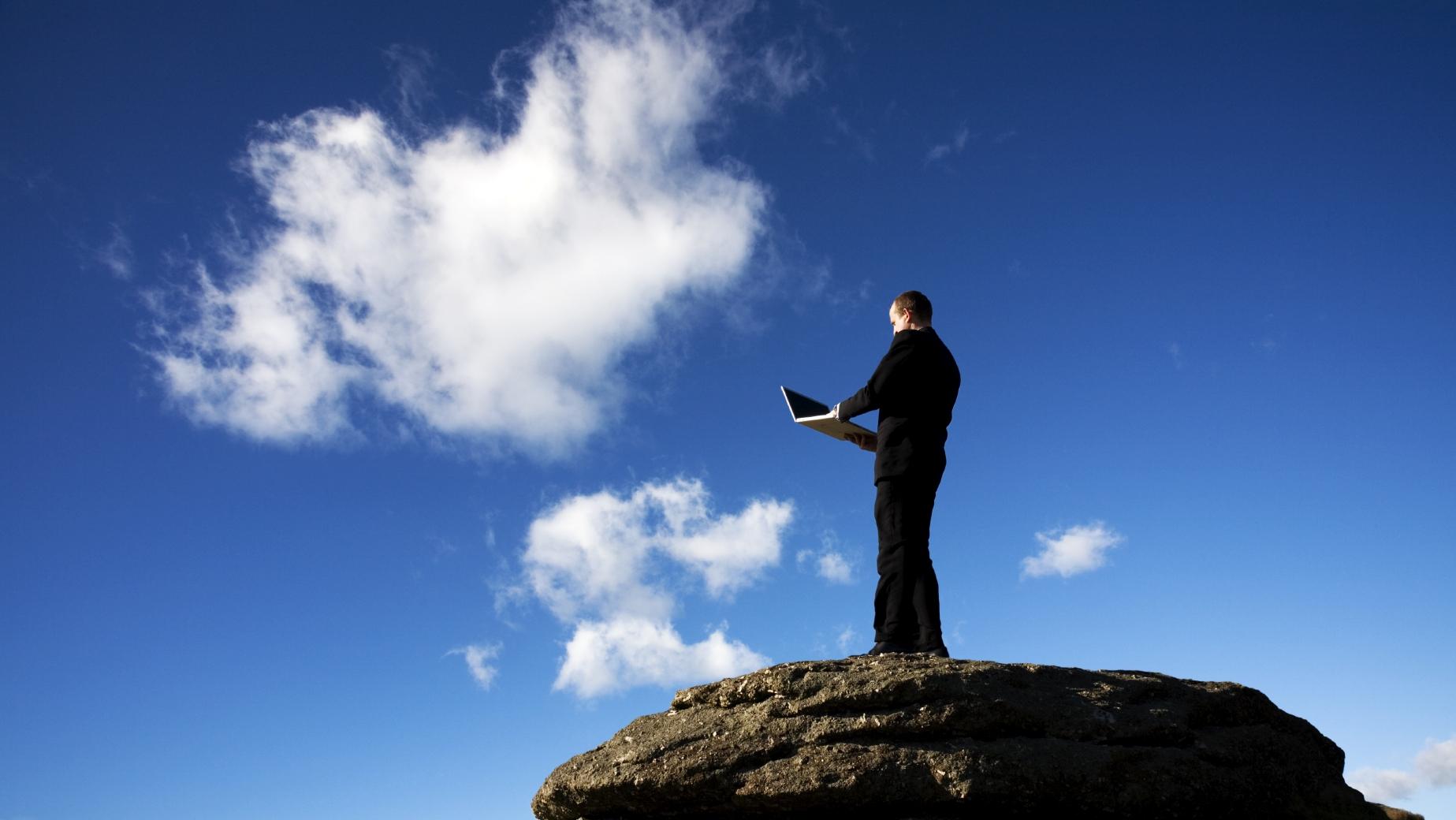 Microsoft forms cloud-computing partnership in China