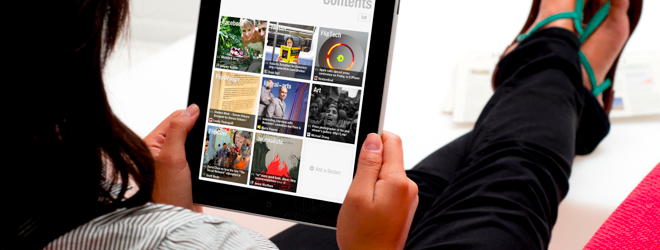Flipboard wants to bring you books, TV and movies. iPhone version on the way.