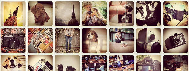 This site is Pinterest meets Instagram. Literally.
