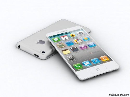 This is what the iPhone 5 will most probably look like
