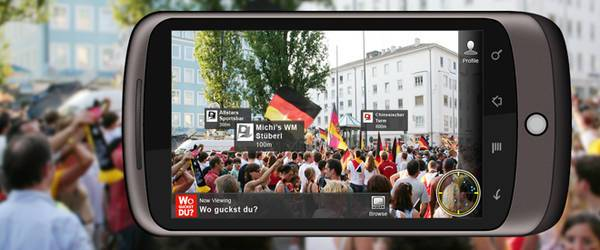 Augmented reality browser, Junaio, wants you to 'scan the world' with its latest upgrade