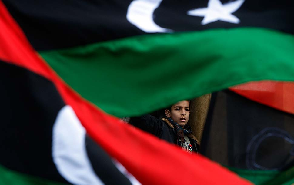 After a six-month blackout, Internet slowly returns to Libya