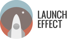 launch effect logo 220x130 Need a viral ready WordPress theme for your launch? Try this.