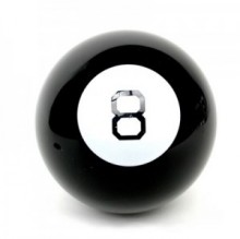 magic 8 ball1 300x300 220x219 These 8 status update templates will supposedly help you grow your Facebook Page