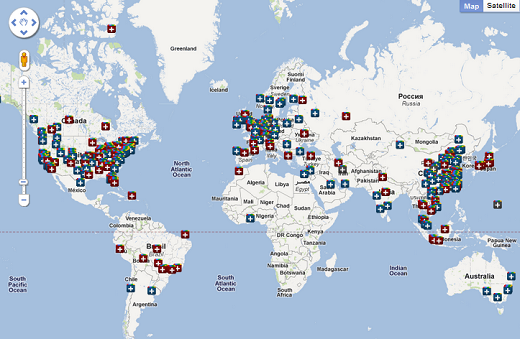 map 10 ways to find relevant Google+ users to circle