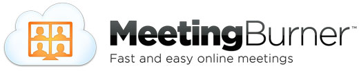 meetingburner logo MeetingBurner: An easy, free, and fully featured platform for online seminars