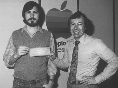 Mike Markkula Apple CEO