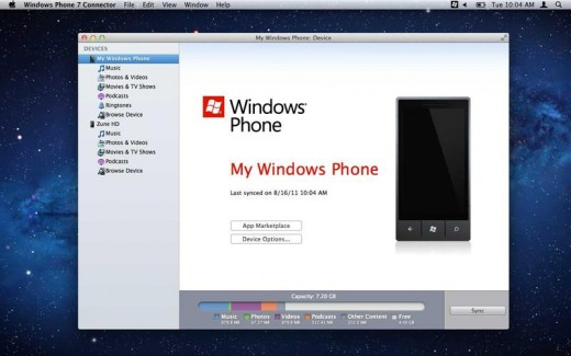 mzl.dwosfian 520x325 Microsoft adds Mango support to Windows Phone 7 Connector for Mac with new update