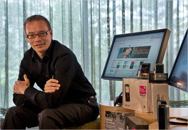 Nokia executive Tero Ojanperä leaves company, joins Nokia-backed investment fund