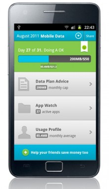 onavo1 220x380 Onavos new Android app helps you keep your mobile data bill low