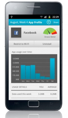 onavo2 220x380 Onavos new Android app helps you keep your mobile data bill low