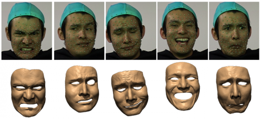 sHiar 520x237 Microsoft develops most advanced 3D modeling system for the human face