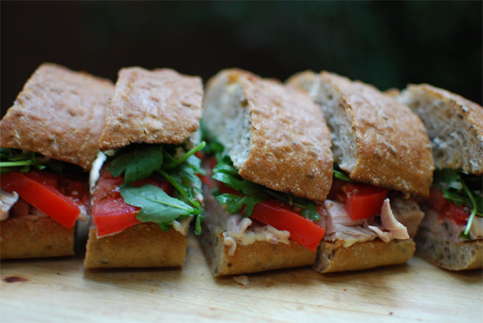 Hungry in London? This iPhone app will help you track down the best sandwiches.