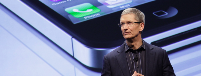 "Tim Cook's letter to Apple employees: ""I love Apple"" and ""Apple is not going ..."