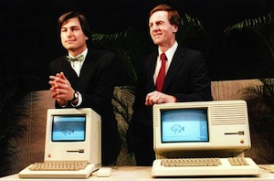 John Sculley Apple CEO