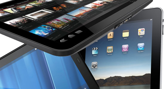 Apple's competition set to see non-iPad tablet shipments grow by 134% in 2012