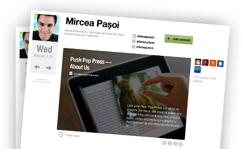 websummary Summify passes 2 billion aggregated stories, launches new design and social features