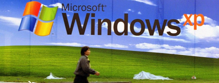Microsoft extends updates for Windows XP security products until July 14, 2015