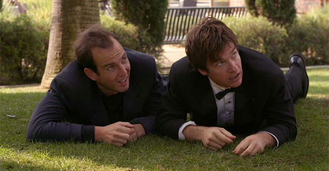 Will Arnett and Jason Bateman team up again for comedy gold with DumbDumb