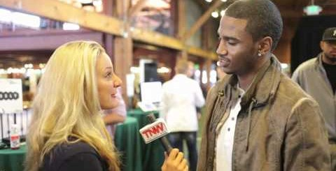 Clever is the new cool says singer Trey Songz says at Disrupt