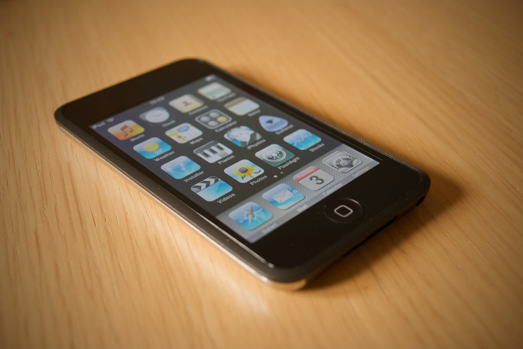 GoodJob: Using an iPod touch to create better employee retention