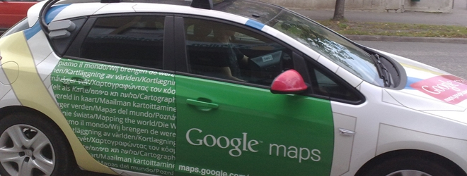 Google to launch Google Street View in Thailand [Update: Malaysia too]