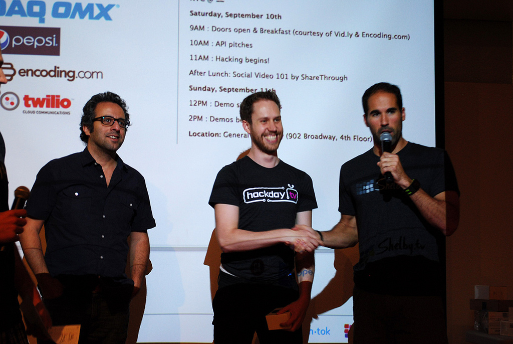 The Winning Apps of New York's First Hackday.tv