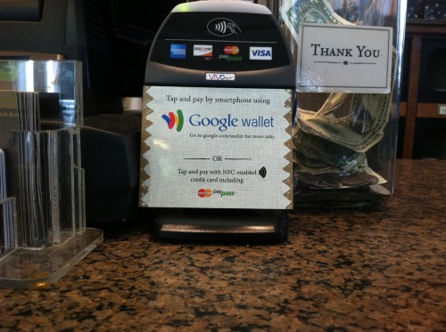 6155469125 55295c5fe0 b 500x373 Googles NFC driven Wallet is now live