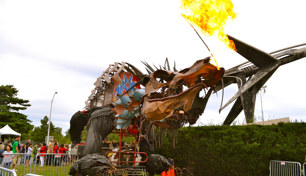 Best of Maker Faire: Like Burning Man for Geeks