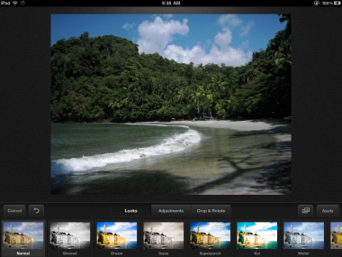 Adobe Carousel on iPad 380x285 Adobe announces Carousel app that is Lightroom for iPad and iPhone