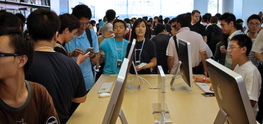 Apple to boost iPhone 5 launch with opening of Shanghai and Hong Kong stores within days