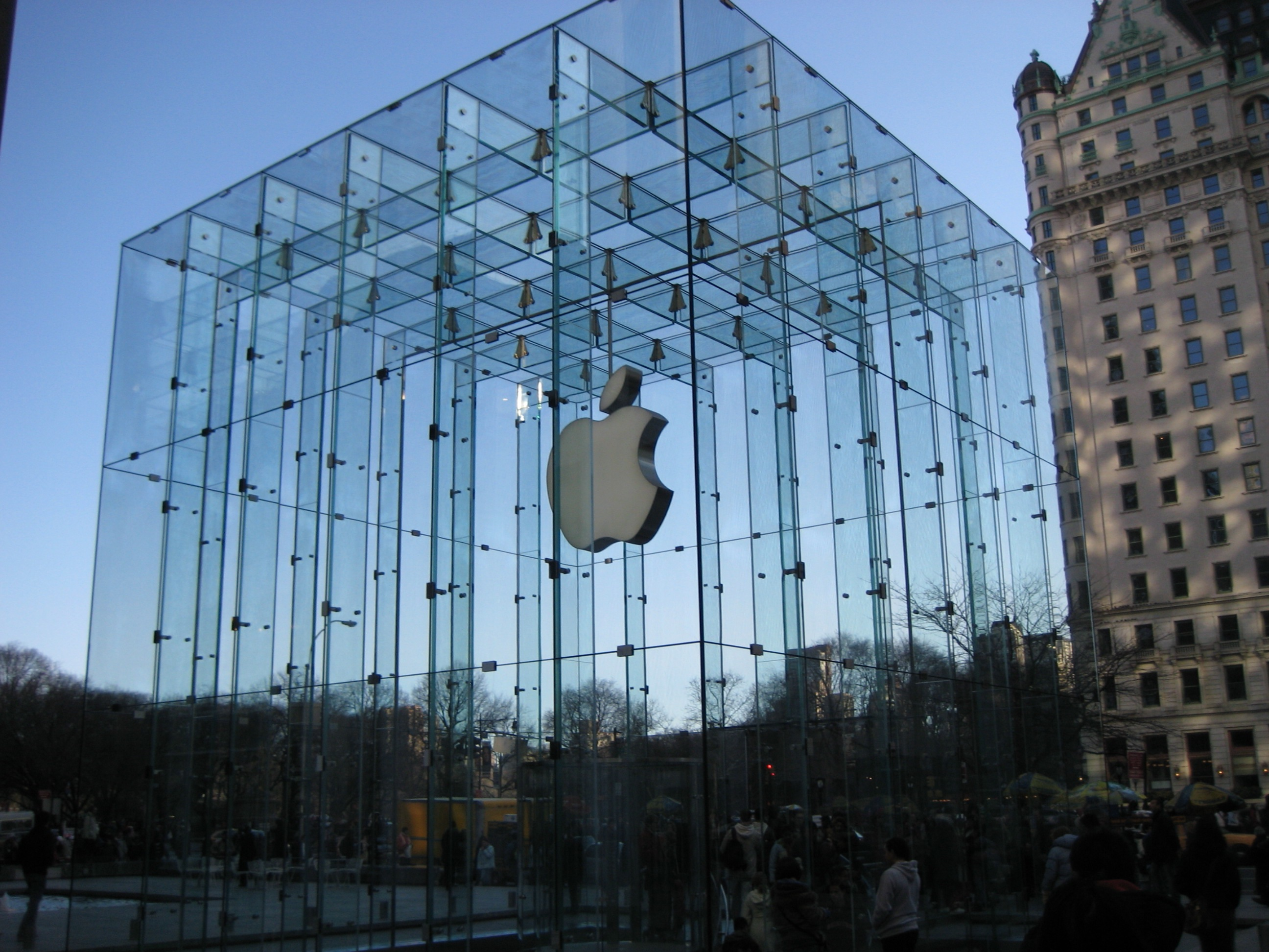 Apple institutes a matching program for charitable employee donations