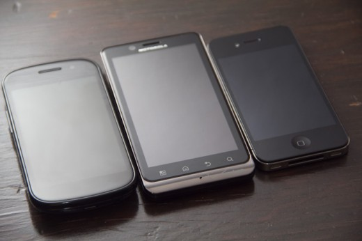 Bionic 1 520x346 TNW Review: The Droid Bionic is the Lee Majors of Android phones: Better, stronger, faster.